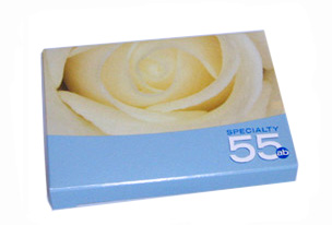 Specialty 55 AB contact lenses by Ultravision