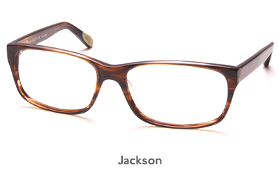 Alexis Amor Jackson glasses