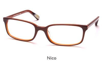 Alexis Amor Nico glasses