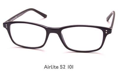 Anglo American Optical Airlite S2 101 glasses