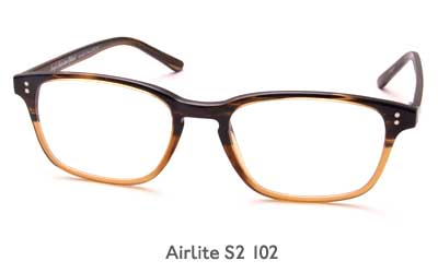 Anglo American Optical Airlite S2 102 glasses