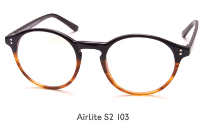 Anglo American Optical Airlite S2 103 glasses