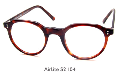Anglo American Optical Airlite S2 104 glasses