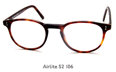 Anglo American Optical Airlite S2 106 glasses