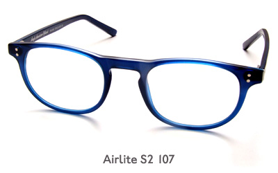 Anglo American Optical Airlite S2 107 glasses