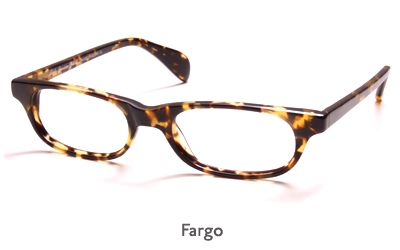 Anglo American Optical Fargo glasses