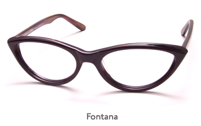 Anglo American Optical Fontana glasses