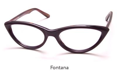 Anglo American Optical Fontana glasses