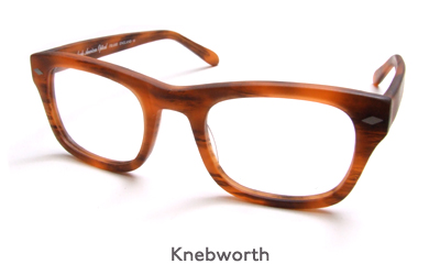 Anglo American Optical Knebworth glasses