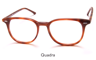 Anglo American Optical Quadra glasses