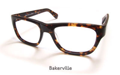 Anglo American Optical Bakerville glasses