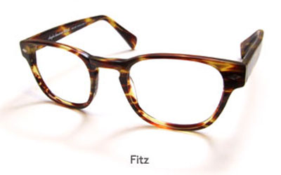 Anglo American Optical Fitz glasses