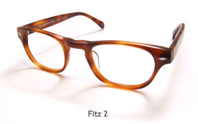 Anglo American Optical Fitz 2 glasses