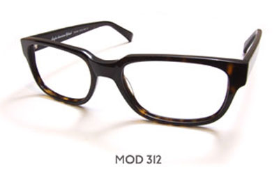 Anglo American Optical MOD 312 glasses