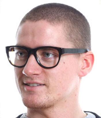 Anglo American Optical Tiffany glasses
