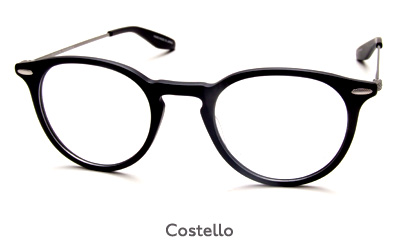 Barton Perreira Costello glasses