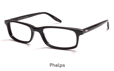 Barton Perreira Phelps glasses