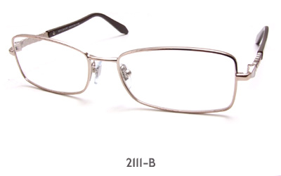 Bulgari 2111-B glasses