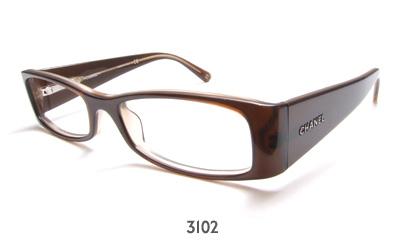Chanel 3102 glasses frames * DISCONTINUED MODEL