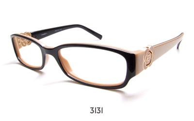 4f8c6cc780 Square Eyegles Acetate Black Eyewear Chanel -  Source. Chanel 3131 Gles