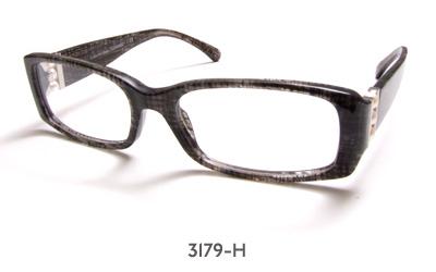 Chanel 3179-H glasses