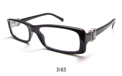 chanel 3183 glasses frames discontinued model