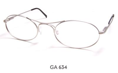 giorgio armani ga 634 glasses