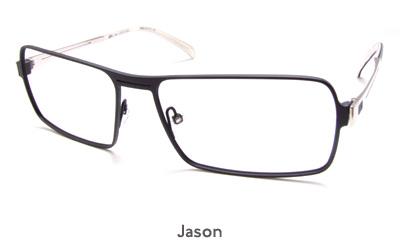 Gotti Jason glasses