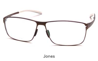 Gotti Jones glasses