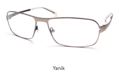Gotti Yanik glasses