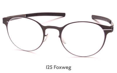IC Berlin 125 Foxweg glasses