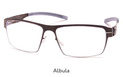 IC Berlin Albula glasses