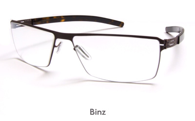 Ic Berlin Binz Glasses Frames Discontinued Model