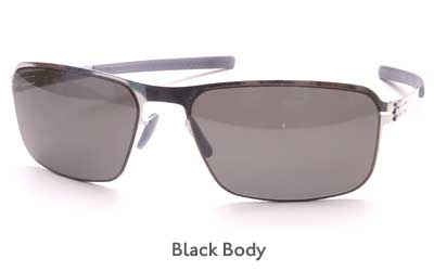 IC Berlin Black Body glasses