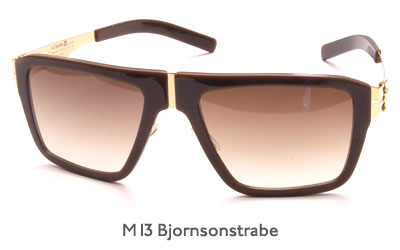 IC Berlin M13 Bjornsonstrabe glasses