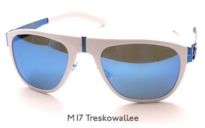 IC Berlin M17 Treskowallee glasses