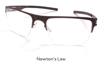 IC Berlin Newton's Law glasses