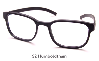 IC Berlin S2 Humboldthain glasses