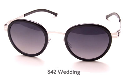 IC Berlin S42 Wedding glasses