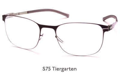 IC Berlin S75 Tiergarten glasses