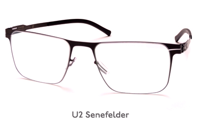 IC Berlin U2 Senefelder glasses