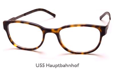 IC Berlin U55 Hauptbahnhof glasses