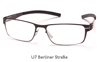 IC Berlin U7 Berliner StraBe glasses