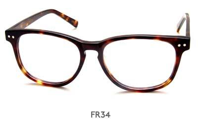 Jack & Francis FR34 glasses