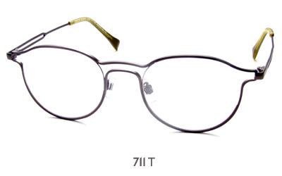 Jensen Black 711T glasses