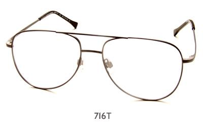 Jensen Black 716T glasses