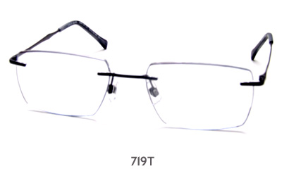 Jensen Black 719T glasses