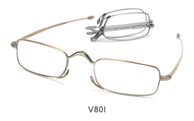 John Varvatos V801 Fold up glasses