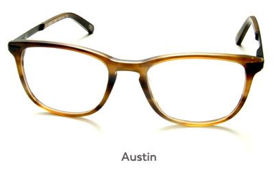 Land Rover Austin glasses