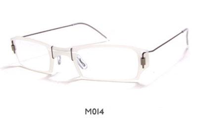 100% d'origine boutique pour officiel style exquis Markus T M014 glasses frames * DISCONTINUED MODEL *
